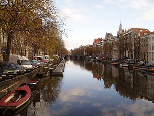 Amsterdam - katalog miast Why Not Fly