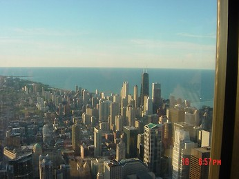 Panorama Chicago - katalog miast - Why Not Fly
